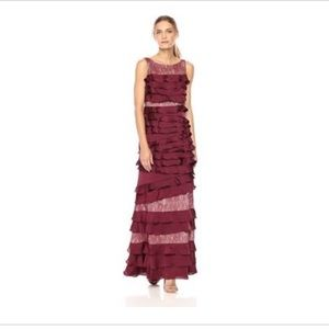 NWT Adrianna Papell Gown
